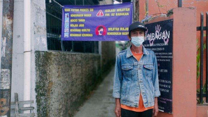 Belasan Orang di Perkampungan Soreang Bandung ini Positif Covid-19, Jalan Akses Masuk Ditutup