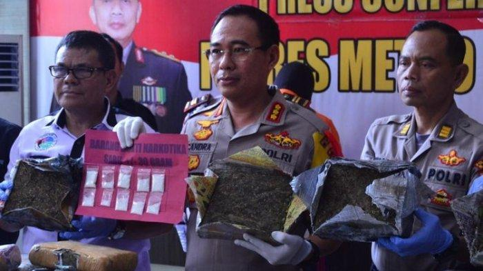 Napi Lapas Gunung Sindur Disebut Kendalikan Pengedar Ganja di Bekasi