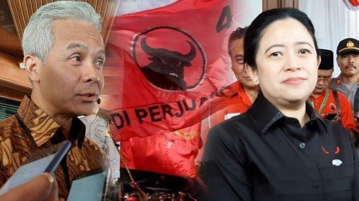 PDIP Yakin Mau Singkirkan Ganjar Pranowo? Ini Elektabilitasnya vs Puan Maharani, Siapa Unggul?