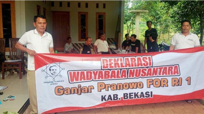 Tiga Daerah di Jabar Deklarasikan Dukung Ganjar Pranowo
