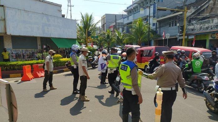 Ingat, Ganjil Genap Pun Diterapkan di Cianjur, di Sini Lokasinya, Sehari Dua Kali