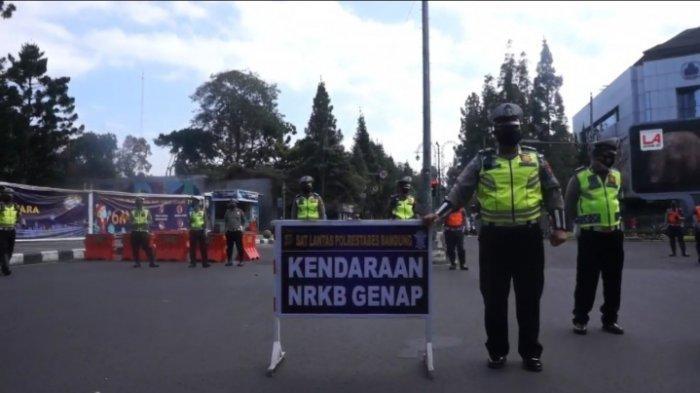 Hari Pertama Ganjil Genap Diberlakukan di Kota Bandung, Ini Penilaian Pemkot