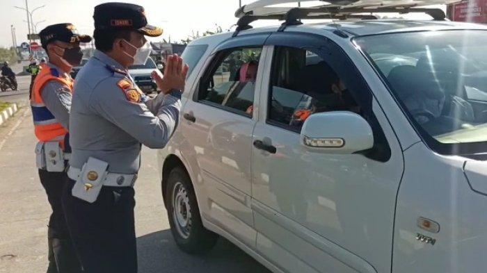 Hari Pertama Penerapan Ganjil Genap di Kabupaten Bandung, Ratusan Kendaraan Melanggar Aturan