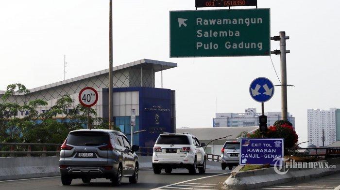 Pagi Ini Jakarta Bebas Ganjil Genap, Berlaku Lagi Sore Nanti