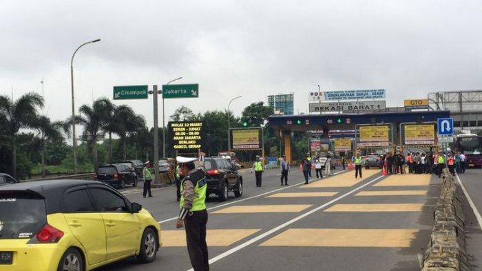 Daftar Lengkap Ruas Jalan dan Gerbang Tol yang Diberlakukan Ganjil Genap di Jakarta, Awas Ditilang