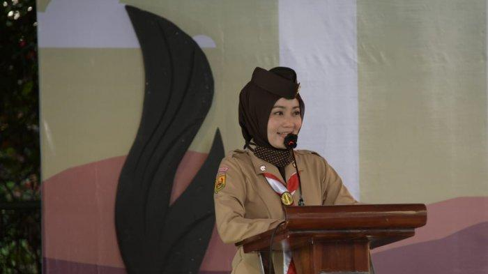 Gantikan Dede Yusuf, Atalia Praratya Jadi Perempuan Pertama Ketua Kwarda Pramuka Jabar