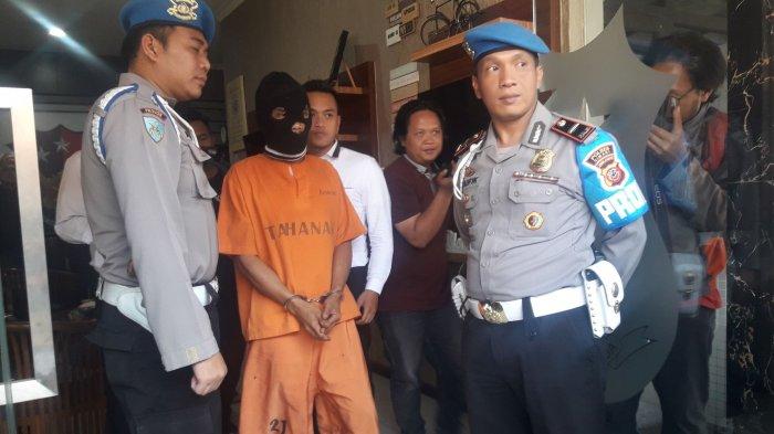 Gareng, yang Kakinya 'Dilubangi' Polisi Setelah Mencuri Mobil Pikap, Rupanya Pencuri Spesialis