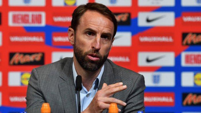 Hasil Kualifikasi Piala Dunia 2022, Polandia vs Inggris, Keputusan Gareth Southgate Dianggap Aneh