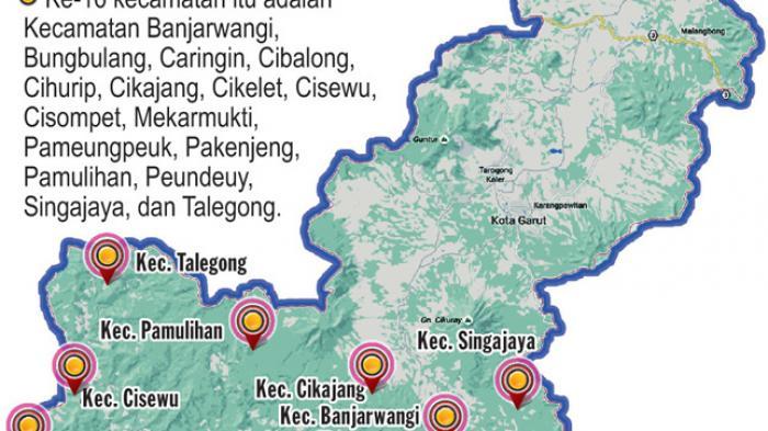 Musim Hujan Diperkirakan Akhir Oktober, BPBD Garut Sudah Gelar Mitigasi Bencana di Garut Selatan