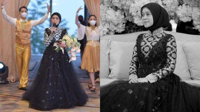 Indahnya Gaun Pernikahan Lesti, Mahakarya Ivan Gunawan Dibuat Ngebut 3 Hari, Istri Billar Terharu