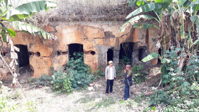 Benteng Gedong Dalapan, Sisa Penjajahan Belanda yang terlupakan di Cililin Kabupaten Bandung Barat