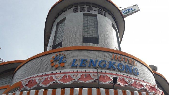 Gedung GKPRI karya Presiden Soekarno yang kini telah beralih fungsi menjadi Hotel.