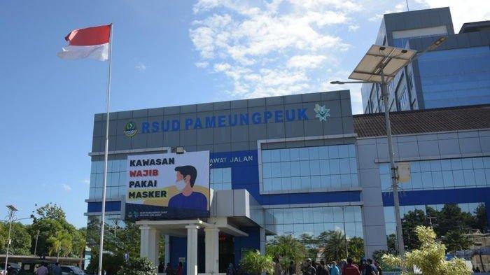 Gedung OK RSUD Pameungpeuk Provinsi Jabar yang Megah dan Lengkap Diresmikan Wagub, Punya 6 Lantai