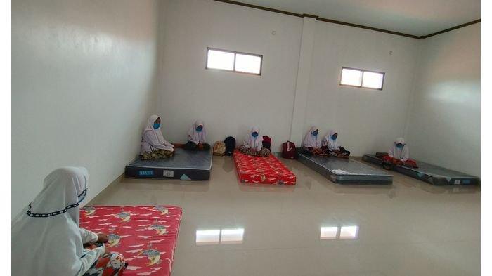 PPKM Level 3 Dimulai, 28 Sekolahdi Ciamis Jadi Pusat Isolasi Mandiri