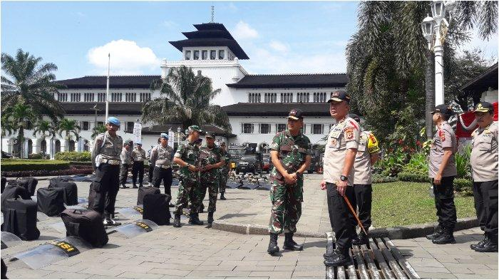 May Day, 1.311 Personel Keamanan Amankan Beberapa Titik Aksi Demonstrasi Buruh