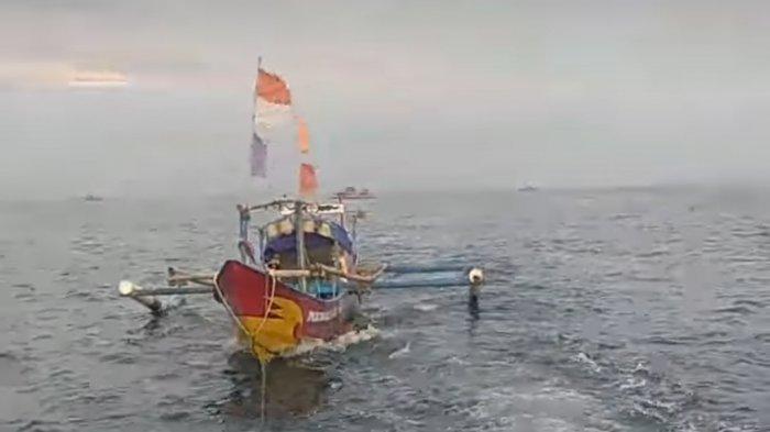 Kapal Nelayan Karam di Perairan Sancang Garut, 3 ABK hilang