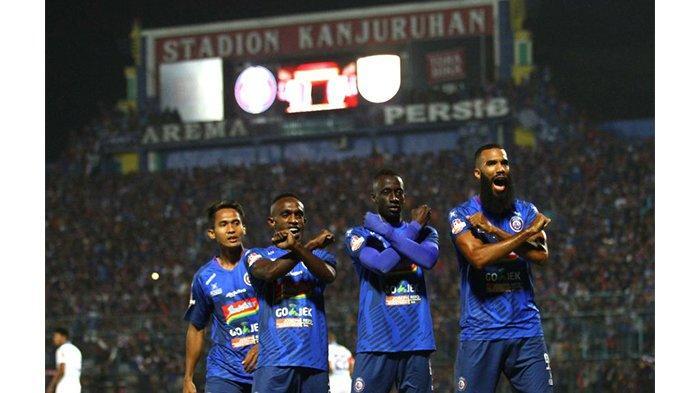 Batal Lawan Persib Bandung, Arema FC Fokus Persiapan Hadapi PSM Makassar