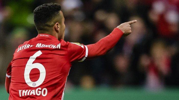 Fans Liverpool Siap-siap Begadang Tunggu Peresmian Thiago Alcantara, Bakal Main Lawan Chelsea?