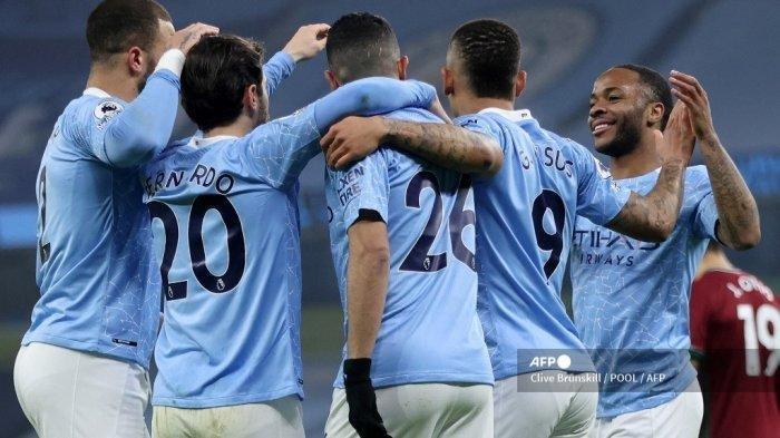 Lolos ke Semifinal Liga Champions, Manchester City Bukan Kans Raih 4 Gelar Juara Musim Ini