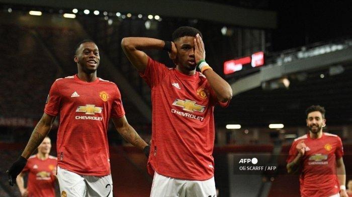 Hasil Manchester United vs AC Milan 1-1 Ini Jalannya Pertandingan, Gol Dianulir sampai Rekor Bocah