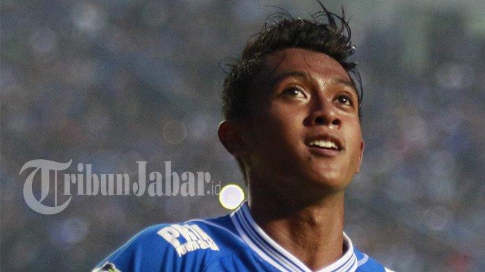 Ini Alasan Gelandang Persib Bandung Febri Hariyadi Menolak Latihan Mandiri di Luar Rumah
