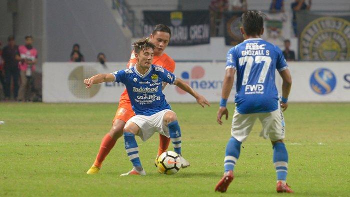 Lakoni Debut di Liga 1, Kim Kurniawan: Mudah-mudahan Tren Positif Persib Berlanjut