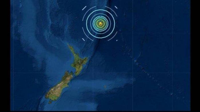 Gempa Besar 8,1 Magnitudo di Pasifik, Selandia Baru Cabut Peringatan Tsunami