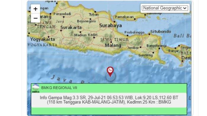 Hari Ini Gempa Bumi Guncang Jawa Tengah dan Jawa Timur, Apa yang Harus Dilakukan Saat Gempa