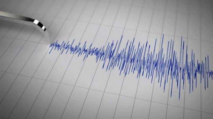 Gelas Kopi di Meja Ikut Bergetar, Gempa Tektonik Pangandaran Juga Dirasakan Sampai ke Ciamis