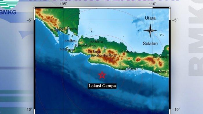Seminggu Ini Gempa Bumi Sudah 2 Kali Guncang Bandung, Semuanya Jelang Tengah Malam