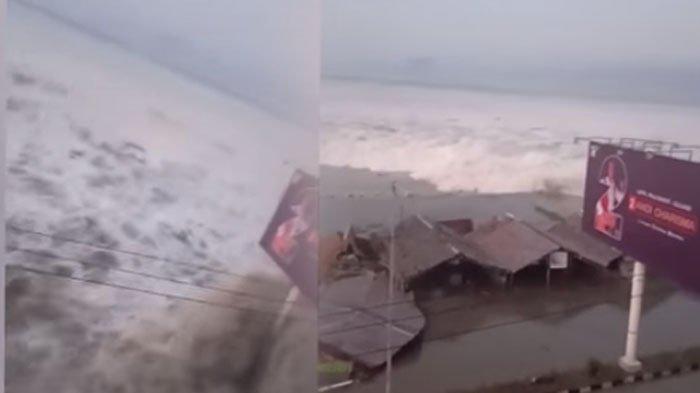 Ahli Tsunami dari ITB Ungkap Penyebab Tsunami di Palu, Ketinggian Gelombang antara 3 sampai 5 Meter