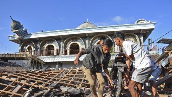 Sejak Februari 2021, Tercatat 30 Gempa Magnitudo di Atas 5 Guncang Indonesia, Terbesar 6,5 Magnitudo