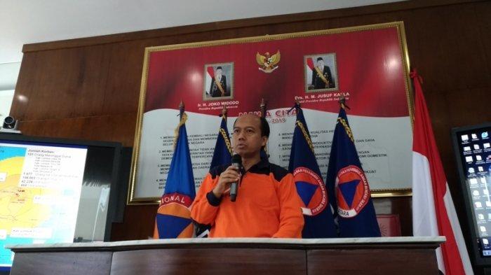 Jenazah Sutopo Purwo Nugroho Sudah Tiba di Indonesia, Begini Kondisi Terkini Rumah Duka