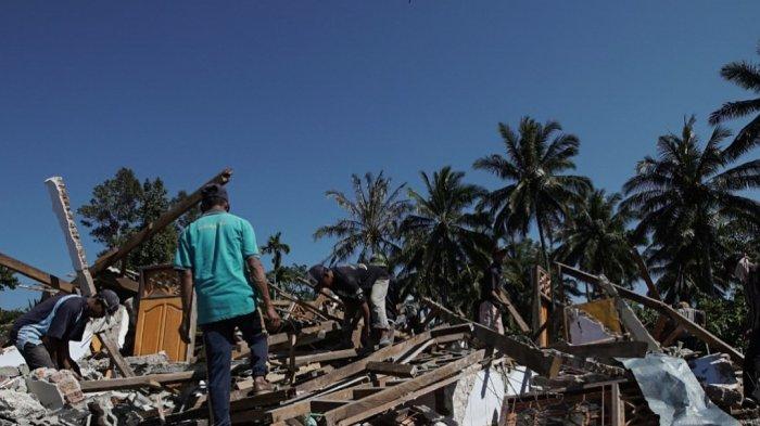 PLN Alami Kerugian Rp 70 Miliar Akibat Gempa Lombok