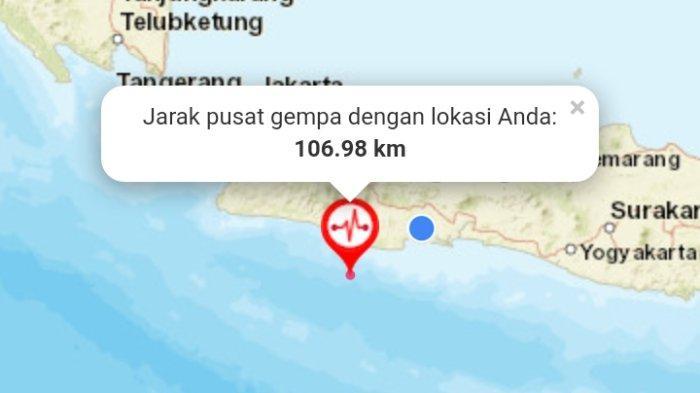Gempa 3,9 SM di Pangandaran, Banyak Warga Tak Tahu Kalau Ada Gempa