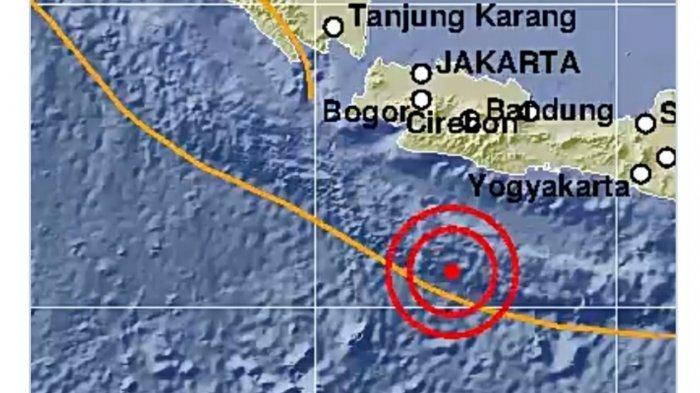 GEMPA GUNCANG PANGANDARAN, Warga Berdoa Bukan Pertanda Megathrust, BMKG Jelaskan Sebab Gempa