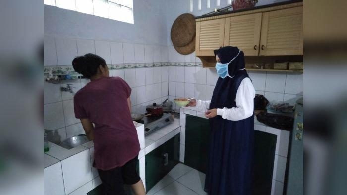 Ibu-ibu di Tasikmalaya Panik dan Berhamburan Saat Gempa Pangandaran Terjadi,