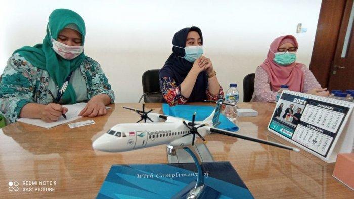 Covid-19 Masih Tinggi, Garuda Indonesia Yakinkan Penerbangan Jadi Transportasi Teraman