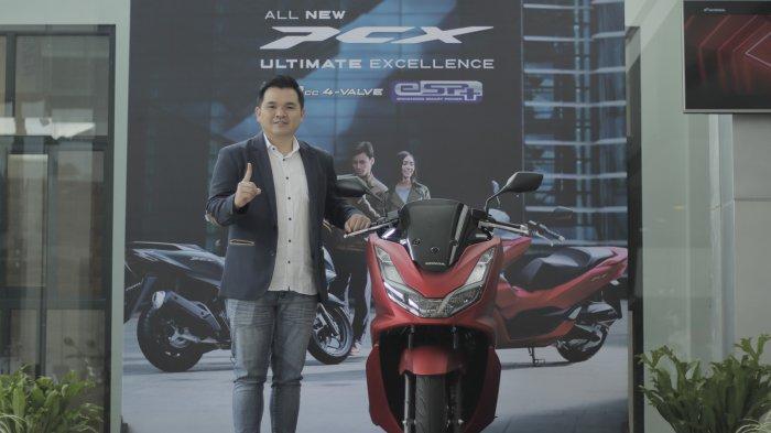 Jangan Ketinggalan, Nanti Malam Peluncuran All New Honda PCX Digelar Secara Virtual