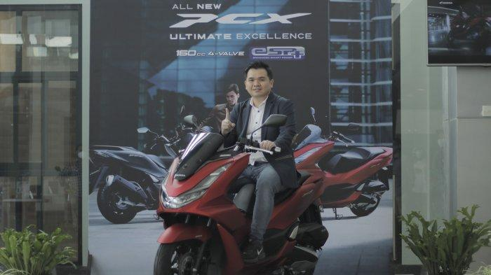 Resmi Diluncurkan di Bulan Kasih Sayang, Ini Dia Kelebihan All New Honda PCX 160cc