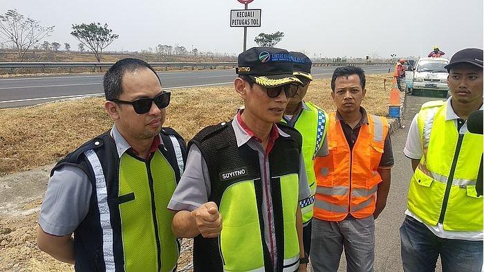 Antisipasi Kebakaran di Tol Cipali, PT LMS Melakukan Hal Ini