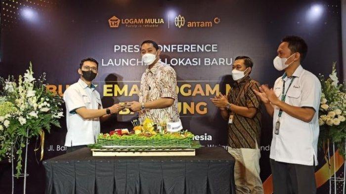 Butik Emas Logam Mulia Bandung Pindah Lokasi, Kini Berada di Graha Pos Indonesia
