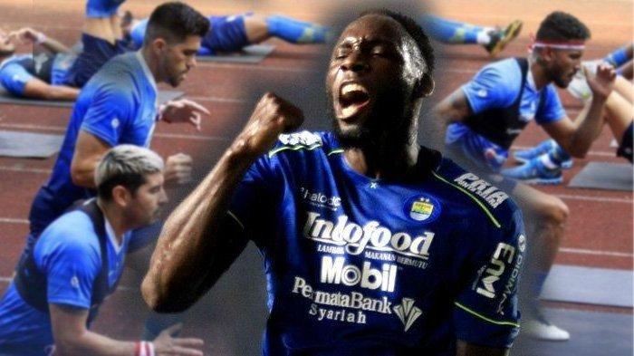 Liga 1 2021 Belum Pasti, Robert Alberts Beberkan Nasib Empat Pemain Asing Persib Bandung
