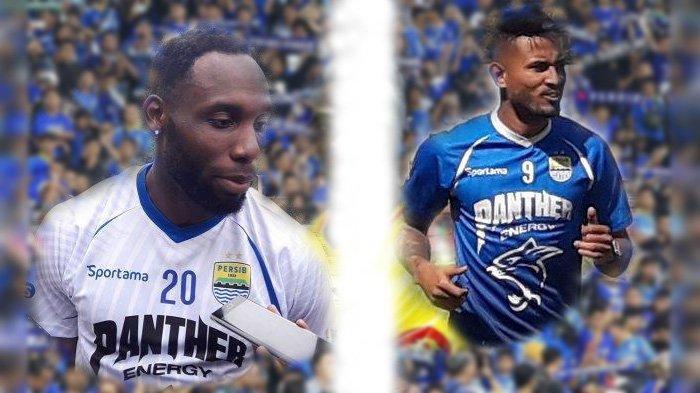Prediksi Lini Depan Persib Bandung di Liga 1 2021, Masih Andalkan Wander Luiz-Geoffrey Castillion?