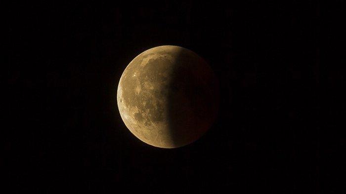 Sabtu 11 Januari 2020 Terjadi Gerhana Bulan Penumbra, Begini Keutamaan dan Tata Cara Shalat Khusuf