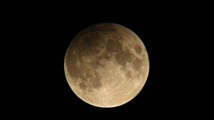 Siap-siap, Gerhana Bulan Penumbra 11 Januari 2020 Bakal Terjadi, Apakah Bisa Mempengaruhi Cuaca?
