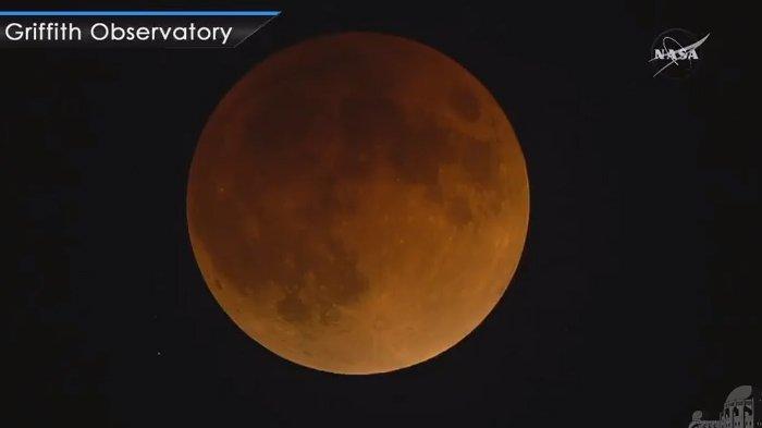 Selama Acara Nobar Gerhana Bulan Total, Lapan Sumedang Adakan 2 Kegiatan Ini