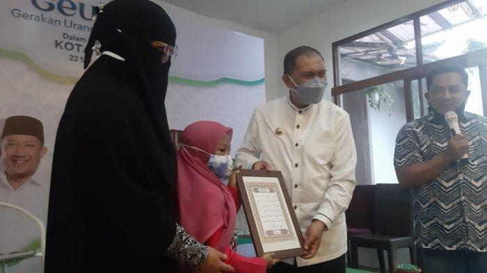 Saat Vaksinasi Digelar PKS, Wali Kota Bandung Bagikan Tips Jalani Hidup Sehat Lahir dan Batin