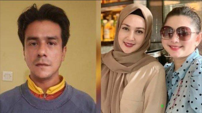 Ghatan Saleh Hilabi, Mantan Suami Dina Lorenza dan Cut Keke, Pernah Masalah dengan Nathalie Holscher