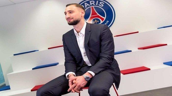 Mantan Kiper AC Milan Itu Tak Boleh Pakai Nomor 99 di Paris Saint-German, Ini Alasannya